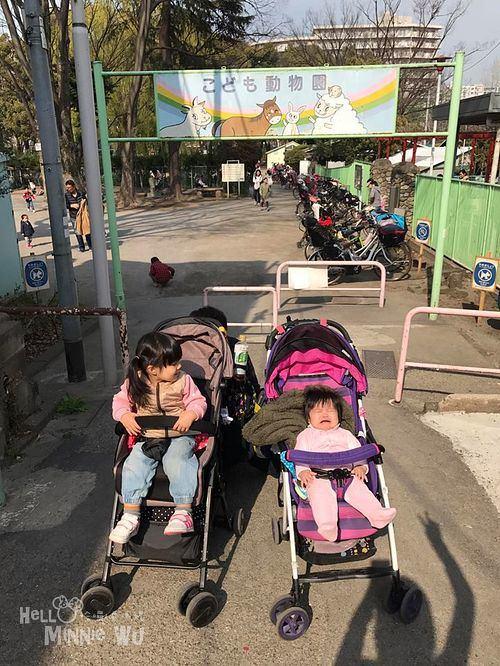 [東京親子景點]こども動物園+東板橋公園,在地人的私房親子景點