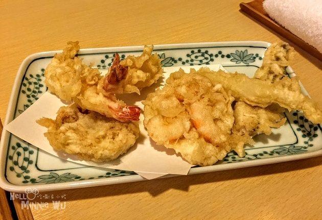 "[東京新宿美食推薦]天ぷら專門店""新宿つな八"",新宿最好吃的天婦羅"