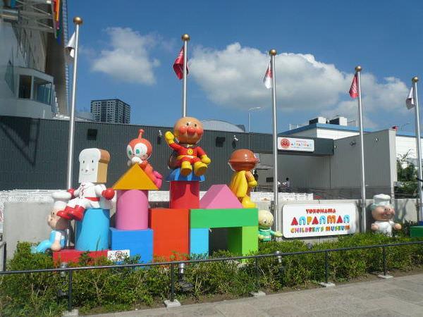 東京親子自由行橫濱麵包超人兒童博物館