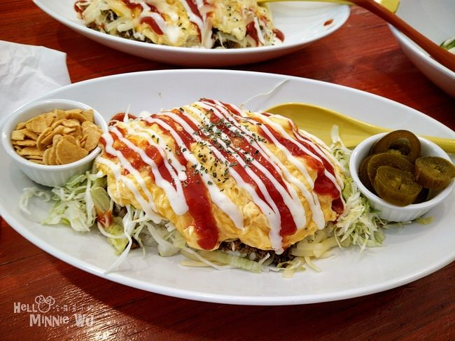 【沖繩美食推薦】瀬長島Taco rice cafe Kijimuna ,新奇美味的沖繩特色料理塔可飯