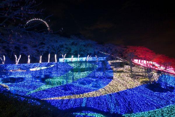 東京聖誕節活動燈飾2016~橫濱及東京近郊篇(12/7更新)