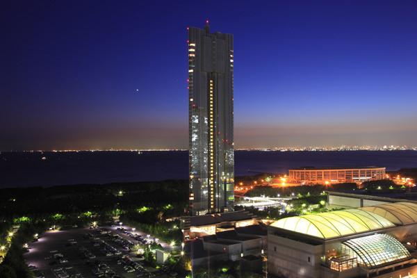 [東京海濱幕張親子住宿推薦] APA東京灣幕張渡假飯店,擁有東京灣無敵海景的渡假酒店