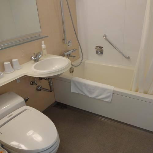 樂天城市酒店浴室