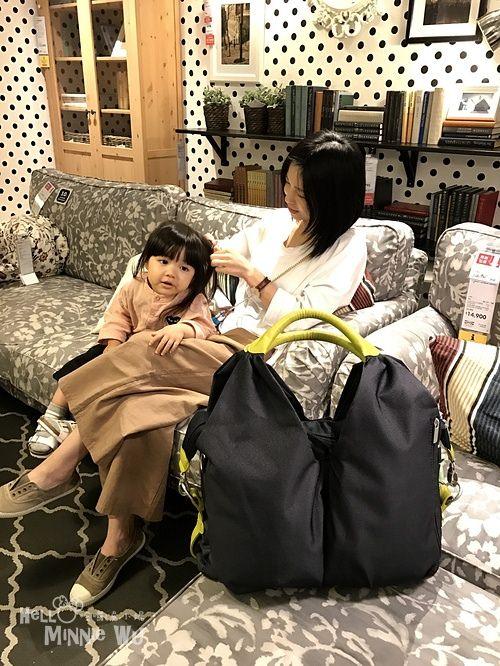 [媽媽包推薦]LASSIG德國時尚媽媽包第一品牌~時尚單寧托特媽媽包
