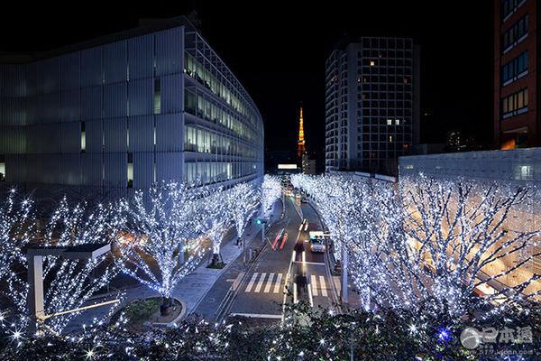 東京六本木之丘聖誕燈飾 「Roppongi Hills Christmas 2016」,六本木之丘聖誕市集2016