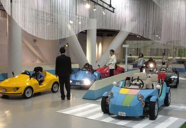 MEGA WEB 豐田汽車主題公園