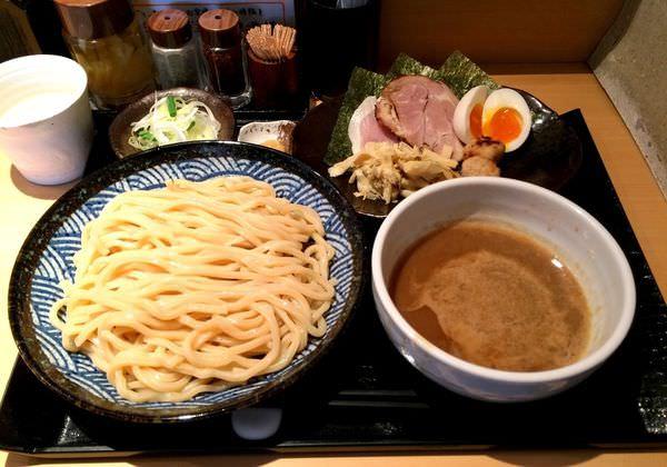 東京必吃拉麵推薦つけ麺 道(沾麵道)