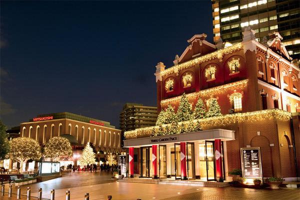 惠比壽聖誕燈飾