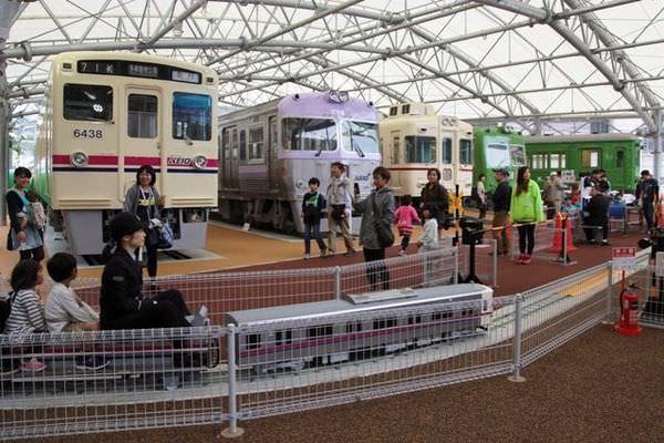 日本親子自由行景點京王鐵道樂園
