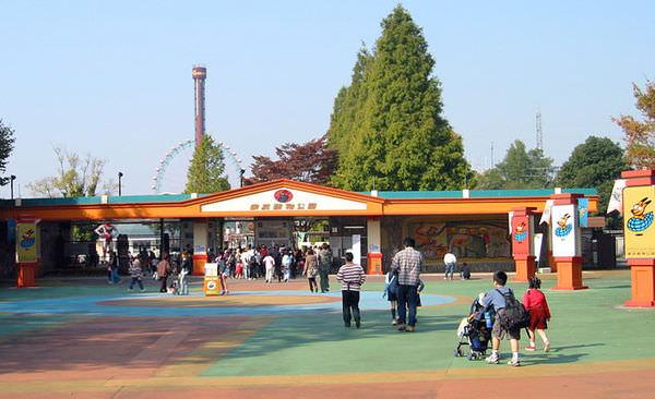 東京自由行景點東武動物公園